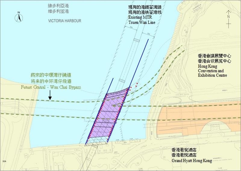 [组图] 海滨长廊:香港中环湾仔通道(简介32P) - 路人@行者 - 路人@行者